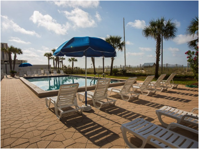 beachfront condo amenities